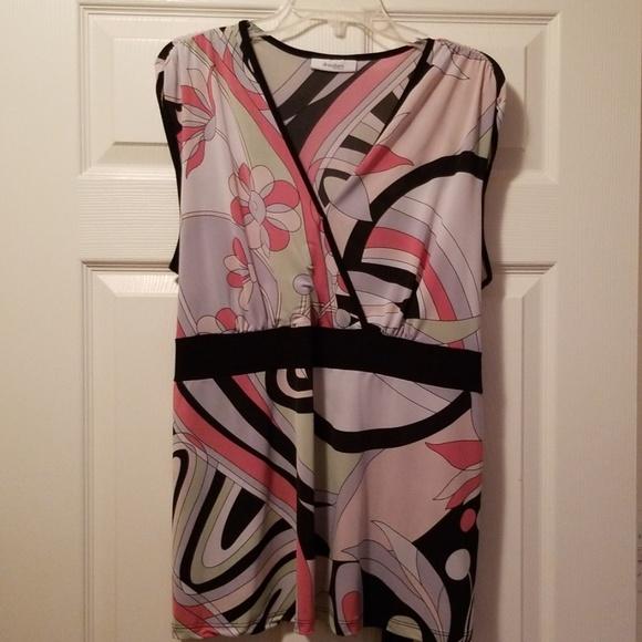 Dress Barn Tops - Sleeveless blouse